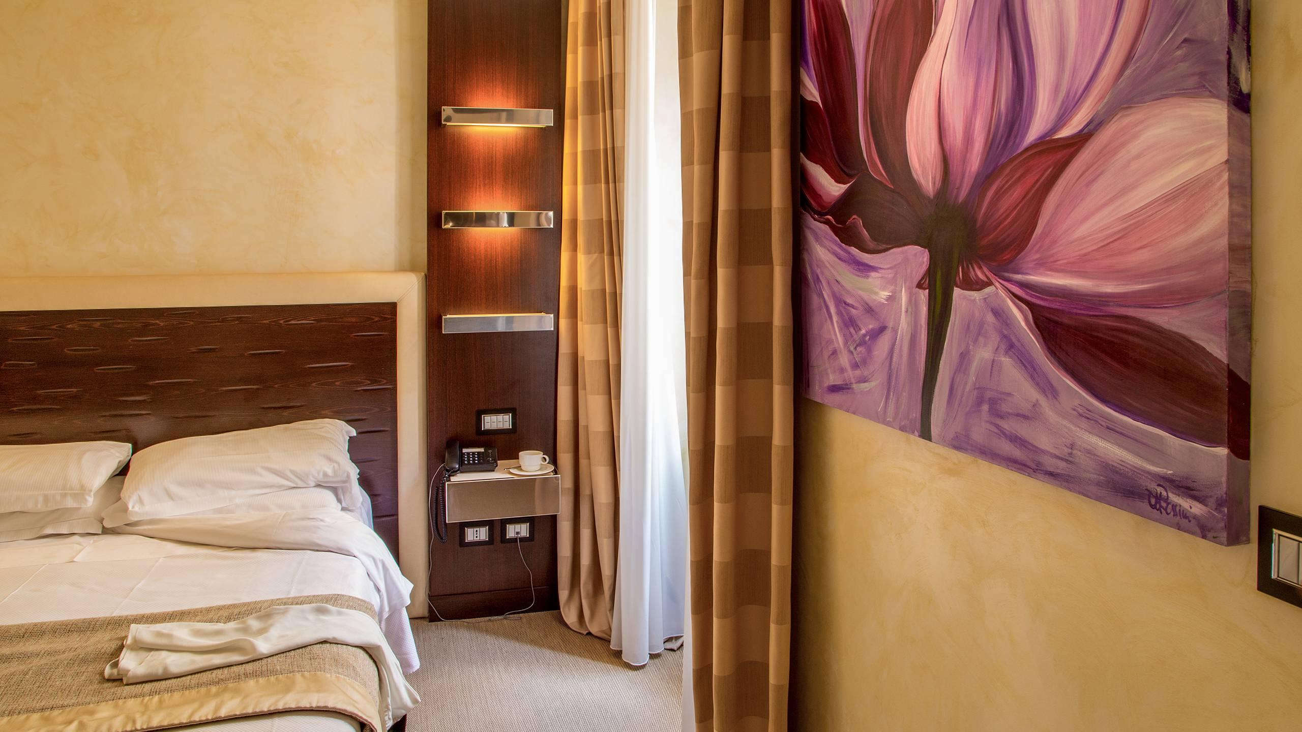 41-Les-Fleurs-Luxury-House-Rome-chambre