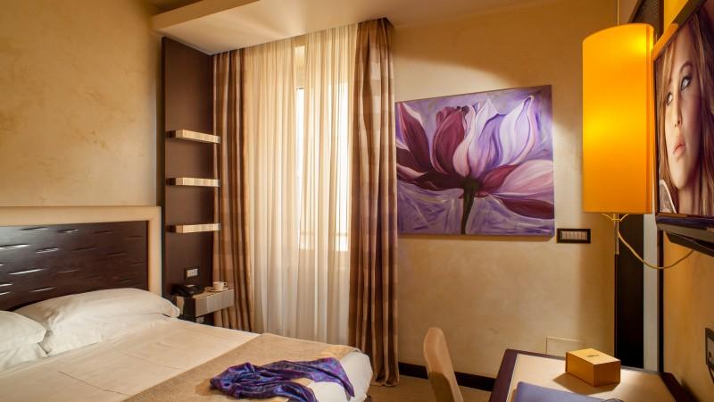 43-Les-Fleurs-Luxury-House-Rome-chambre