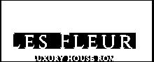 Logo Les Fleurs Luxury House
